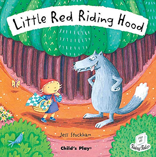 9781904550228: Little Red Riding Hood (Flip-Up Fairy Tales)