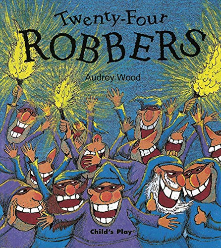 9781904550358: Twenty-Four Robbers (Child's Play Library)