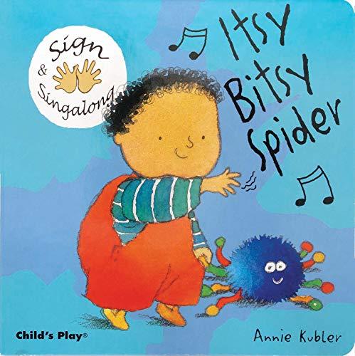 Itsy, Bitsy Spider: ASL (Sign & Singalong): Annie Kubler