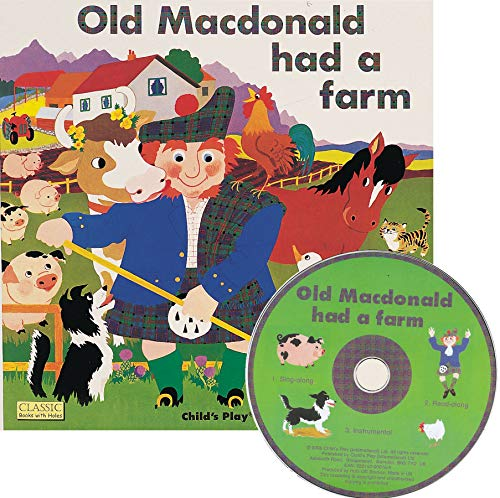 9781904550648: Old Macdonald had a Farm (Classic Books with Holes 8x8 with CD)