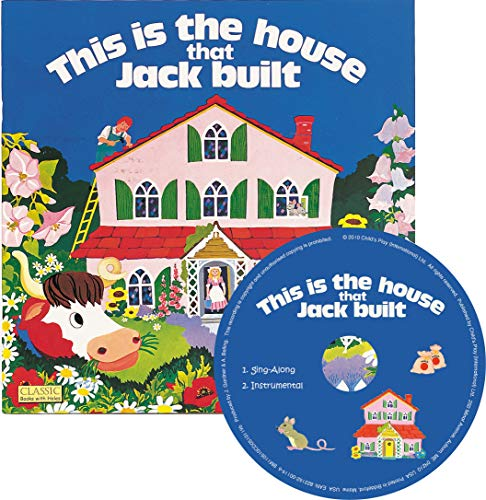 This Is the House That Jack Built (Classic Books with Holes): Pam Adams