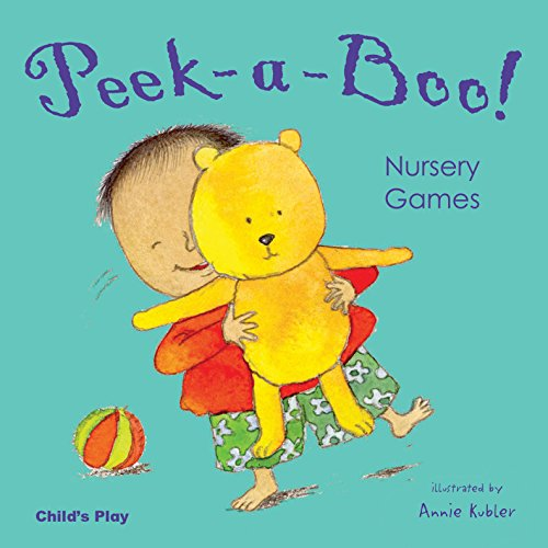 Peek-a-boo! Nursery Games (Fun Times S.)