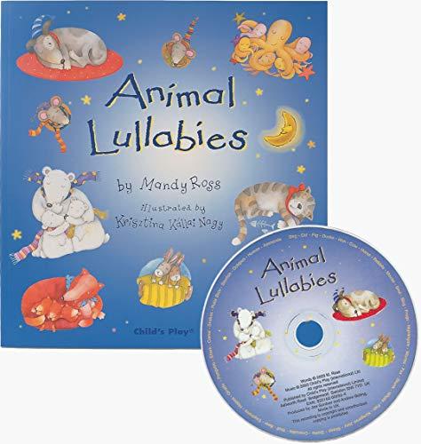 9781904550938: Animal Lullabies (Book and CD)