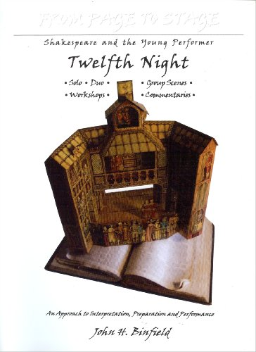 9781904557197: Twelfth Night - Solo-Duo-Group Scenes-Workshops- Commentaries