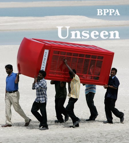 9781904563884: Unseen: British Press Photographers' Association