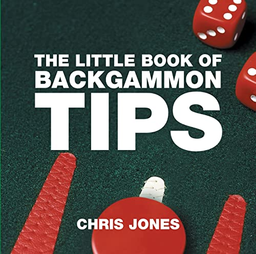9781904573937: The Little Book of Backgammon Tips