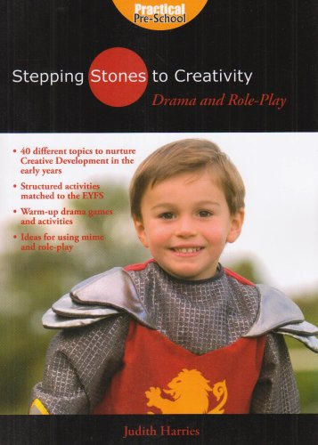 9781904575474: Drama and Role-play (Stepping Stones to Creativity)