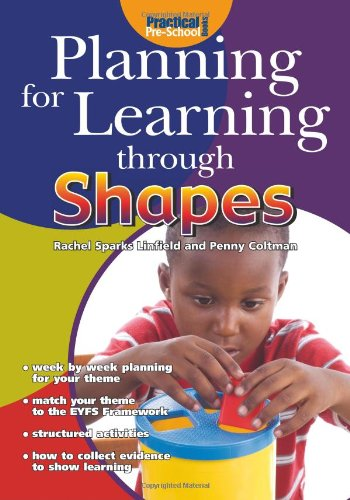9781904575542: Planning for Learning Through Shapes