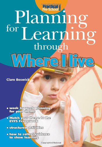 9781904575573: Planning for Learning Through Where I Live