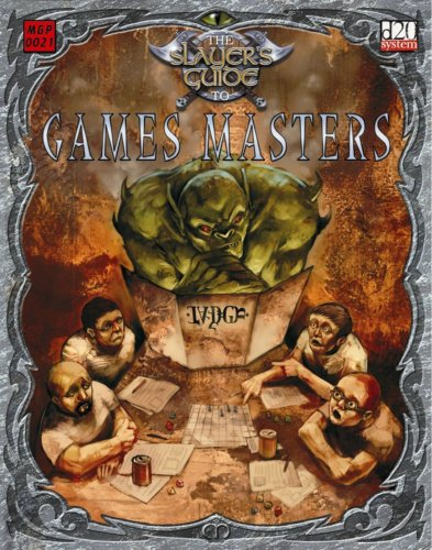 9781904577256: The Slayers Guide to Games Masters
