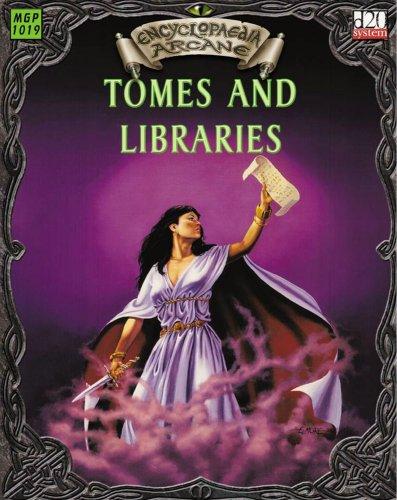 Encyclopaedia Arcane: Tomes and Libraries: Bott, Adrian, Soler, Patricio