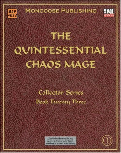 The Quintessential Chaos Mage: August Hahn