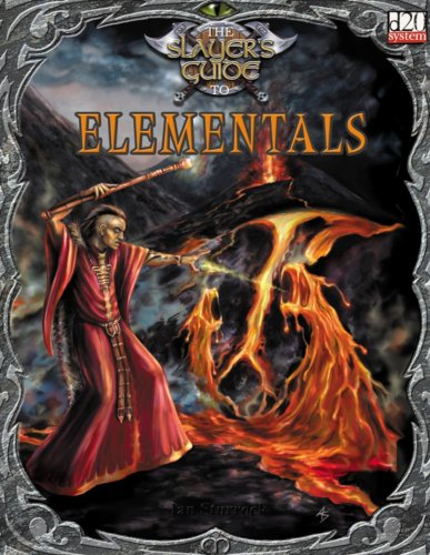 9781904577799: The Slayer's Guide to Elementals
