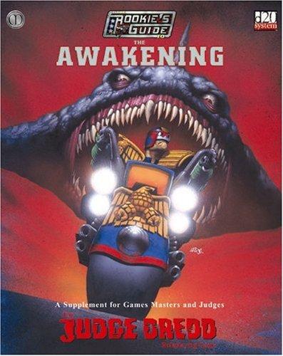 9781904577942: Awakening: A Judge Dredd RPG Supplement (Judge Dredd (Mongoose Publishing))
