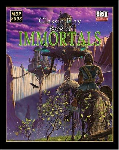 9781904577980: Classic Play: Book of Immortals