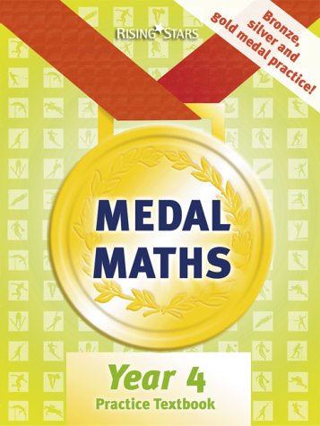 9781904591412: Medal Maths Practice Textbook Year 4: Year 4