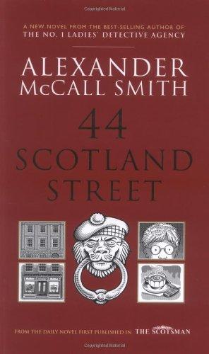 9781904598169: 44 Scotland Street