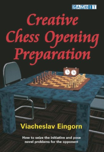 9781904600589: Creative Chess Opening Preparation