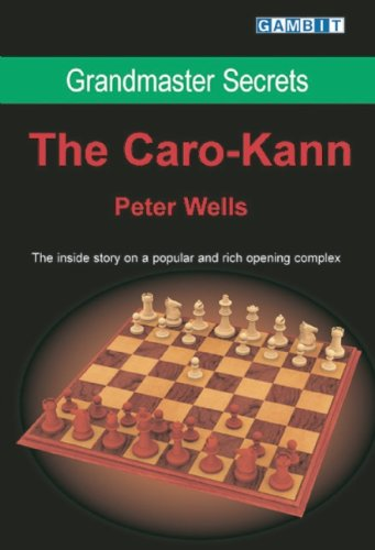 9781904600619: Grandmaster Secrets - the Caro-Kann