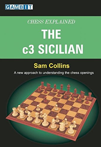 9781904600718: Chess Explained: The c3 Sicilian