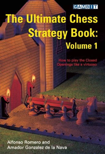 9781904600848: The Ultimate Chess Strategy Book volume 1
