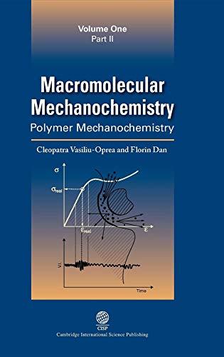 9781904602545: Macromolecular Mechanochemistry