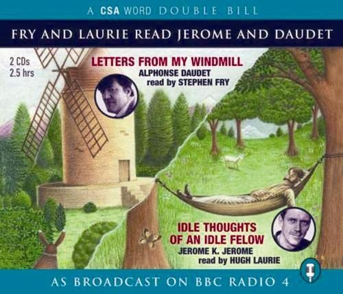 9781904605737: Fry & Laurie Read Daudet and Jerome