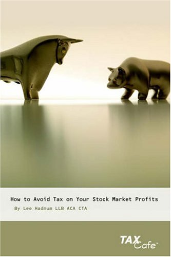 9781904608240: How to Avoid Tax on Your Stock Market Profits