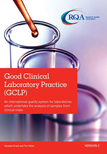 9781904610212: Good Clinical Laboratory Practice (GCLP)