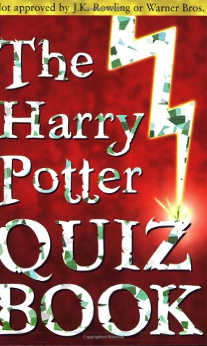 9781904613510: The Harry Potter Quiz Book