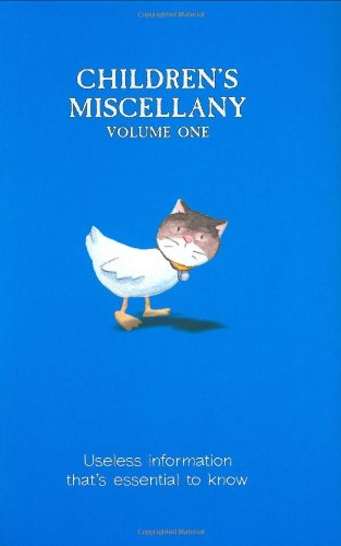 9781904613657: Children's Miscellany: Useless Information That's Essential to Know!
