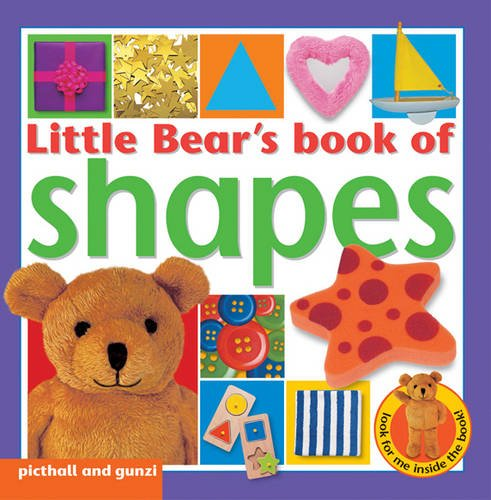 9781904618638: Shapes (Little Bear's Book of...)