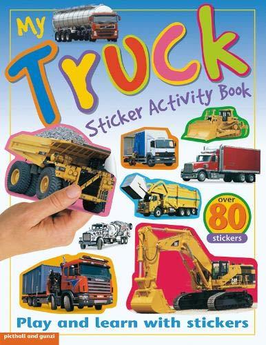 9781904618812: My Truck Sticker Activity Book (Sticker Activity Books)