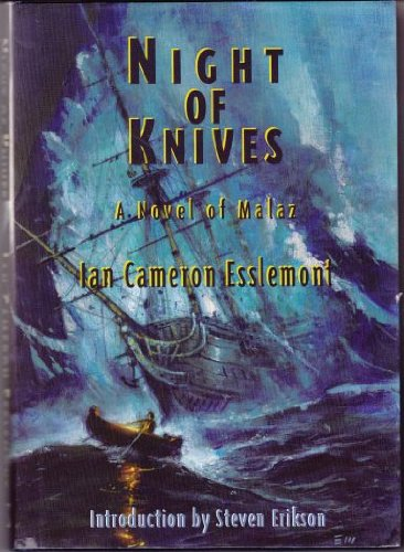 Night of Knives: Ian Cameron Esslemont