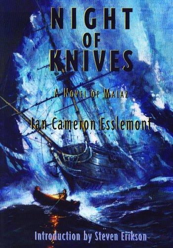 9781904619932: Night of Knives: A Novel of Malaz