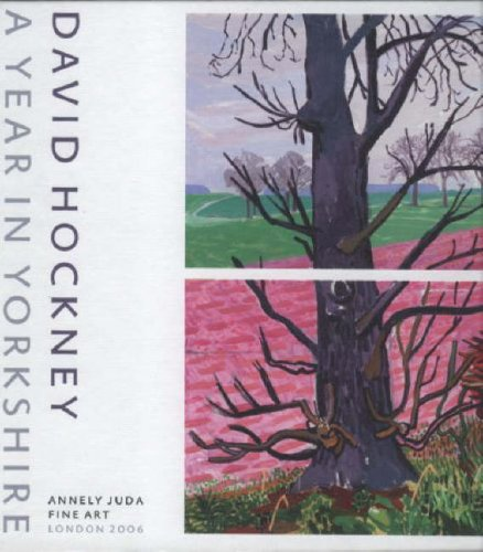 9781904621133: David Hockney: A Year in Yorkshire
