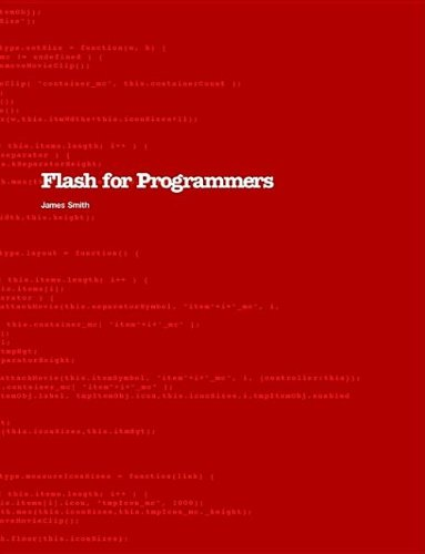 9781904623021: Flash for Programmers
