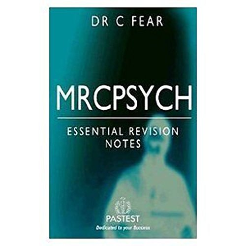 9781904627036: Essential Revision Notes in Psychiatry for MRCPsych