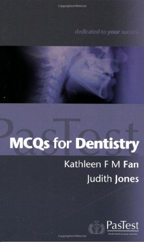 MCQs for Dentistry: Jones, J.