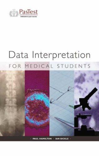 9781904627661: Data Interpretation for Medical Students