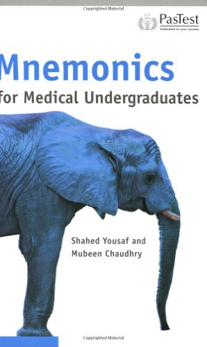 Mnemonics for Medical Undergraduates: Shahed Yousaf; Mubeen