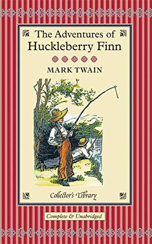 9781904633464: The Adventures of Huckleberry Finn (Collector's Library)