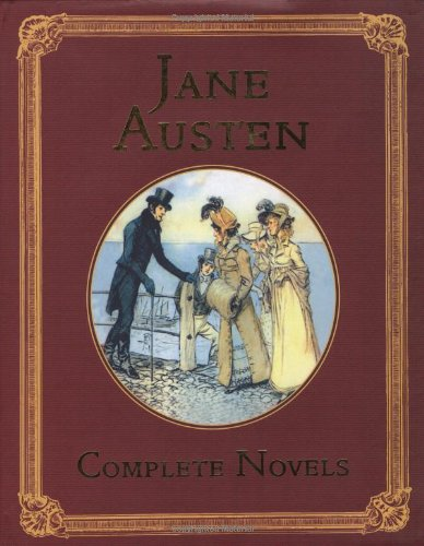9781904633938: Jane Austen: The Complete Novels (Collector's Library)