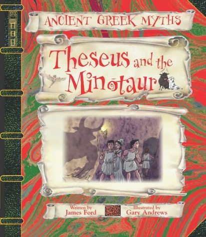 9781904642275: Theseus and the Minotaur (Ancient Greek Myths S.)