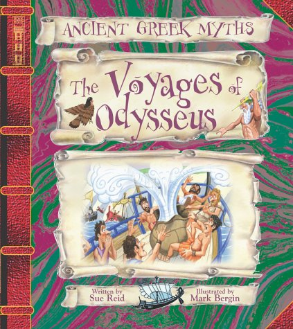 9781904642329: The Voyages of Odysseus (Ancient Greek Myths)