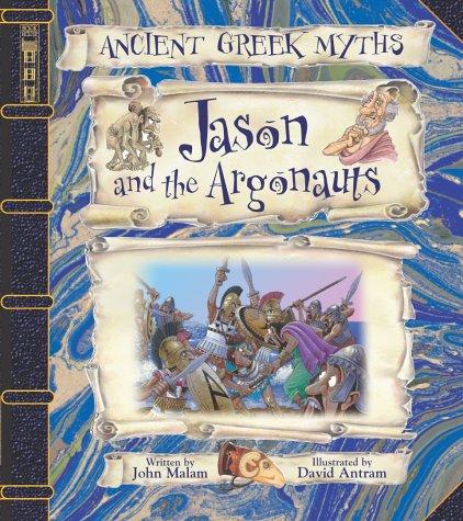9781904642367: Jason and the Argonauts (Ancient Greek Myths) (Ancient Greek Myths S.)