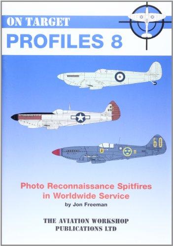 9781904643159: Photo Reconnaissance Spitfires (On Target Profiles)