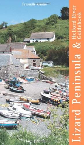 9781904645047: Lizard Peninsula & Helford River Guidebook (Friendly Guides)
