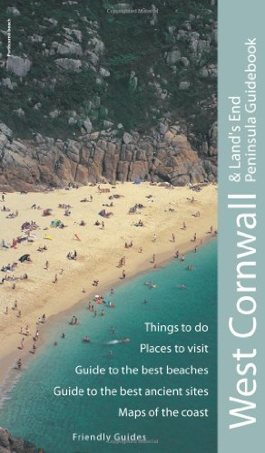 9781904645054: West Cornwall and Land's End Guidebook (Friendly Guides)