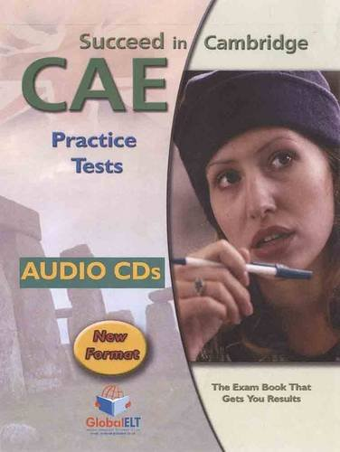 9781904663096: Succeed in Cambridge CAE - 10 Practice Tests - Audio CDs
